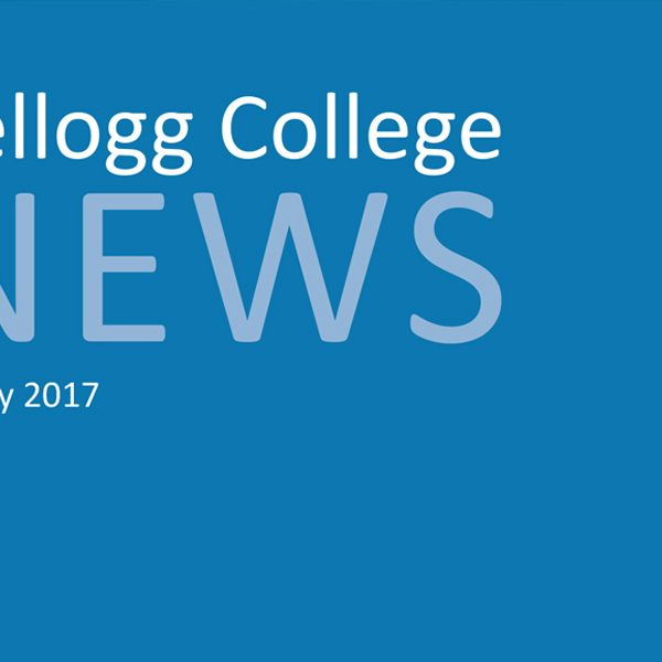 Kellogg College News
